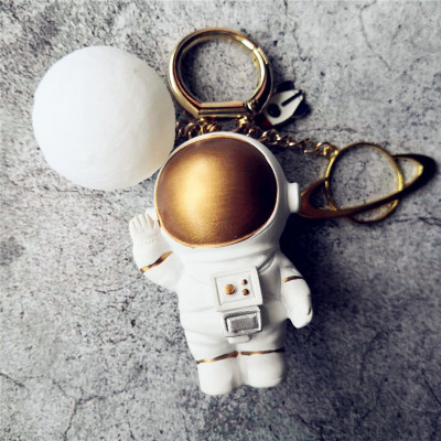 Lighted Space Keychain